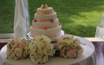 Wedding Cake Inspiration – Why Not Bake Your Very Own?